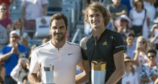 Roger Federer, Alexander Zverev