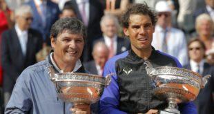 Toni Nadal, Rafael Nadal