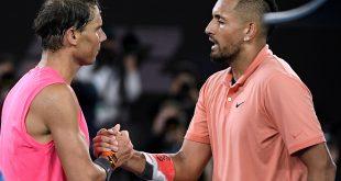 Rafael Nadal, Nick Kyrgios