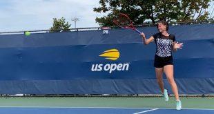 Viktória Kužmová, US Open 2020