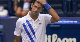 FOTO Djokovič sa vrátil k incidentu na US Open: Volá po zrušení čiarových rozhodcov