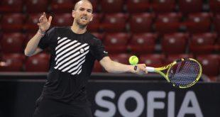 Adrian Mannarino, ATP Sofia Open 2020