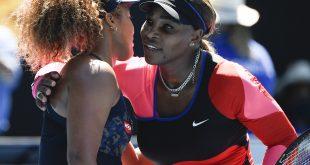 Naomi Ósaková, Serena Williamsová