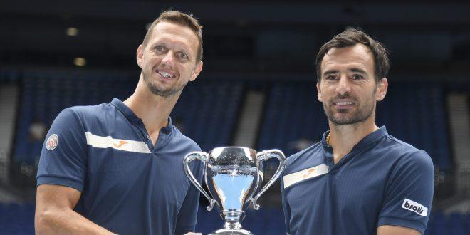 Filip Polášek, Ivan Dodig, Australian Open, Trofej