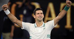 Nie si zaočkovaný Novak? Bohužiaľ, na Australian Open si nezahráš!