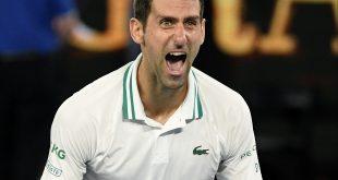 Novak Djokovič, Víťazstvo, Australian Open 2021