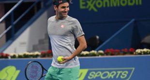 Roger Federer, Dauha