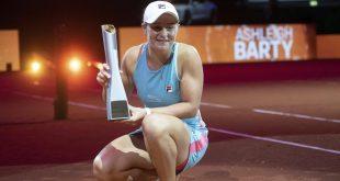 Ashleigh Bartyová, Stuttgart, Víťazná trofej