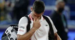 Novak Djokovič, Serbia Open, Belehrad