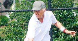 VIDEO Legendárna Američanka odohrala súťažný zápas v 74-rokoch: Som vo výbornej kondícii, ale trochu ma bolia kolená