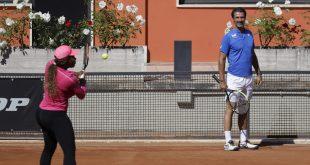 Serena Williamsová, Patrick Mouratoglou