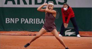 Anna Karolína Schmiedlová, Roland Garros