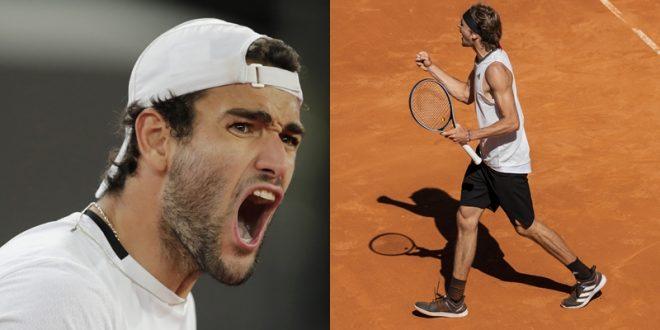 Alexander Zverev, Matteo Berrettini, ATP Madrid