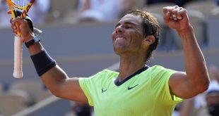 VIDEO Nadal to vo štvrťfinále na Roland Garros nemal ľahké: Schwartzman mu zobral set po 36 vyhraných setoch v rade