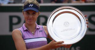 Česko v Paríži s ďalším grandslamovým titulom: 16-ročná Linda Nosková juniorskou šampiónkou