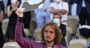 Heroické finále Roland Garros odohral po tragickej strate: Tsitsipas prišiel o milovanú osobu