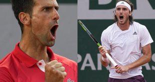Tenisové tipy (13.6.): Novak Djokovič alebo Stefanos Tsitsipas, kto sa stane novým vládcom Roland Garros?