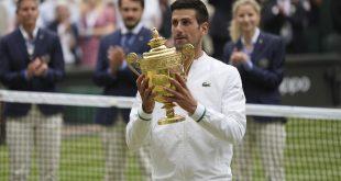 VIDEO Fenomenálny Djokovič píše históriu: Obhajobou Wimbledonu vyrovnal rekord Nadala s Federerom