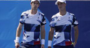 Andy Murray, Joe Salisbury