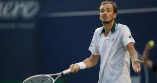 VIDEO Povinné očkovanie na Australian Open? Stotožňujem sa s Novakom, priznáva Medvedev
