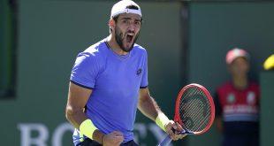 Taliani uvidia v akcii svoju hviezdu: Matteo Berrettini sa kvalifikoval na Turnaj majstrov
